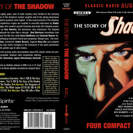 The Story Of Shadow